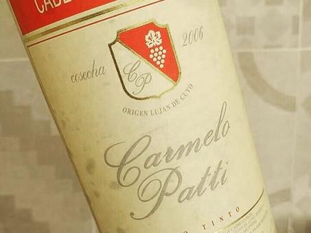 Os vinhos do Sr Camelo Patti, um artista dos vinhos