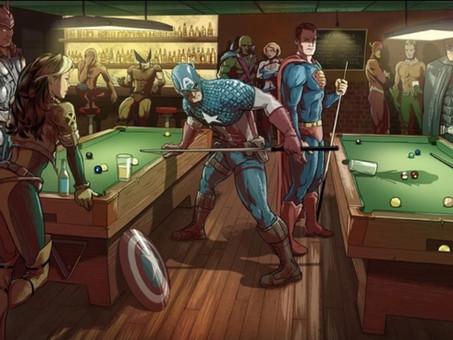 Marvel versus DC do mundo dos vinhos