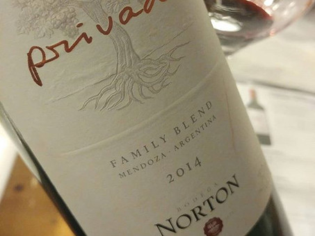 Privado Family Blend da bodega argentina Norton