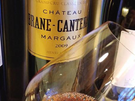 Experimentando um Chateau Brane-Cantenac