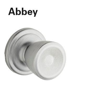 Kwikset Abbey Knob