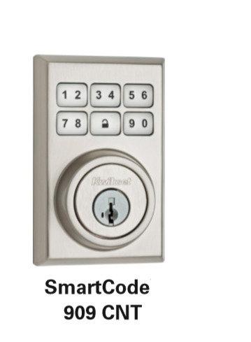 Kwikset SmartCode 909 CNT Electronic Lock