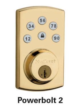 Kwikset Powerbolt 2 Electronic Lock