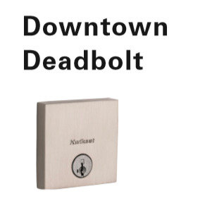 Kwikset Downtown Deadbolt