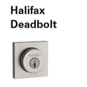 Kwikset Halifax Deadbolt