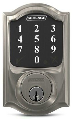 Schlage Connect Electronic Lock