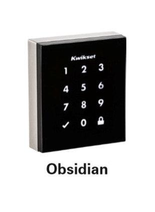 Kwikset Obisdian Electronic Lock