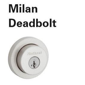Kwikset Milan Deadbolt
