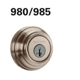 Kwikset 980/985 Deadbolt