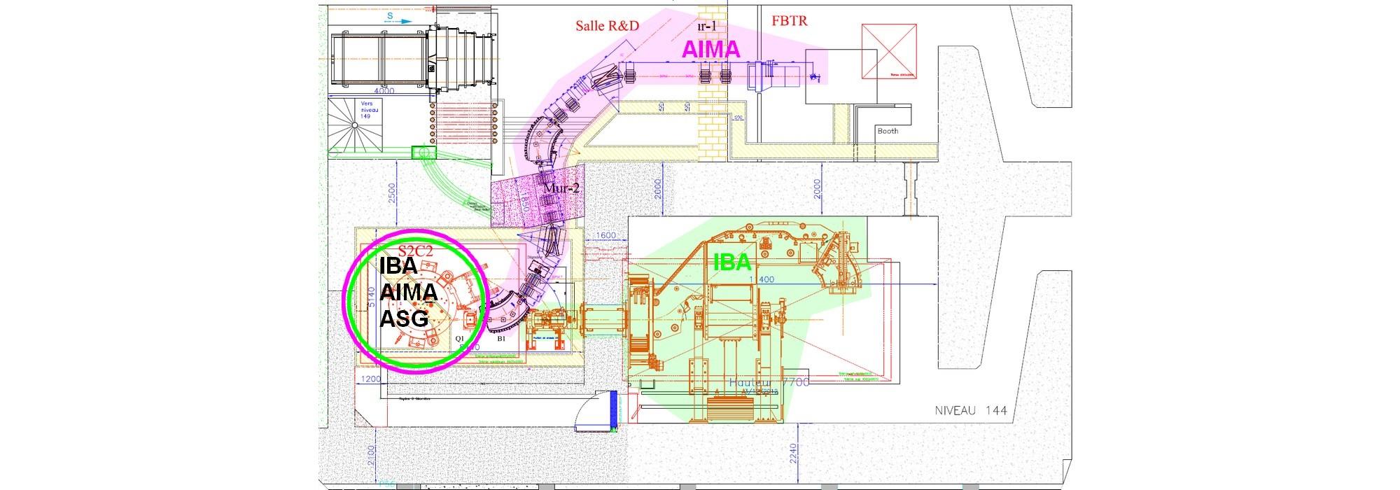 CAL layout