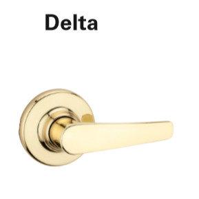 Kwikset Delta Lever