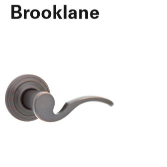 Kwikset Brooklane Lever