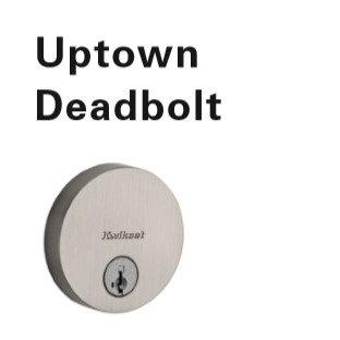 Kwikset Uptown Deadbolt
