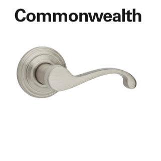 Kwikset Commonwealth Lever