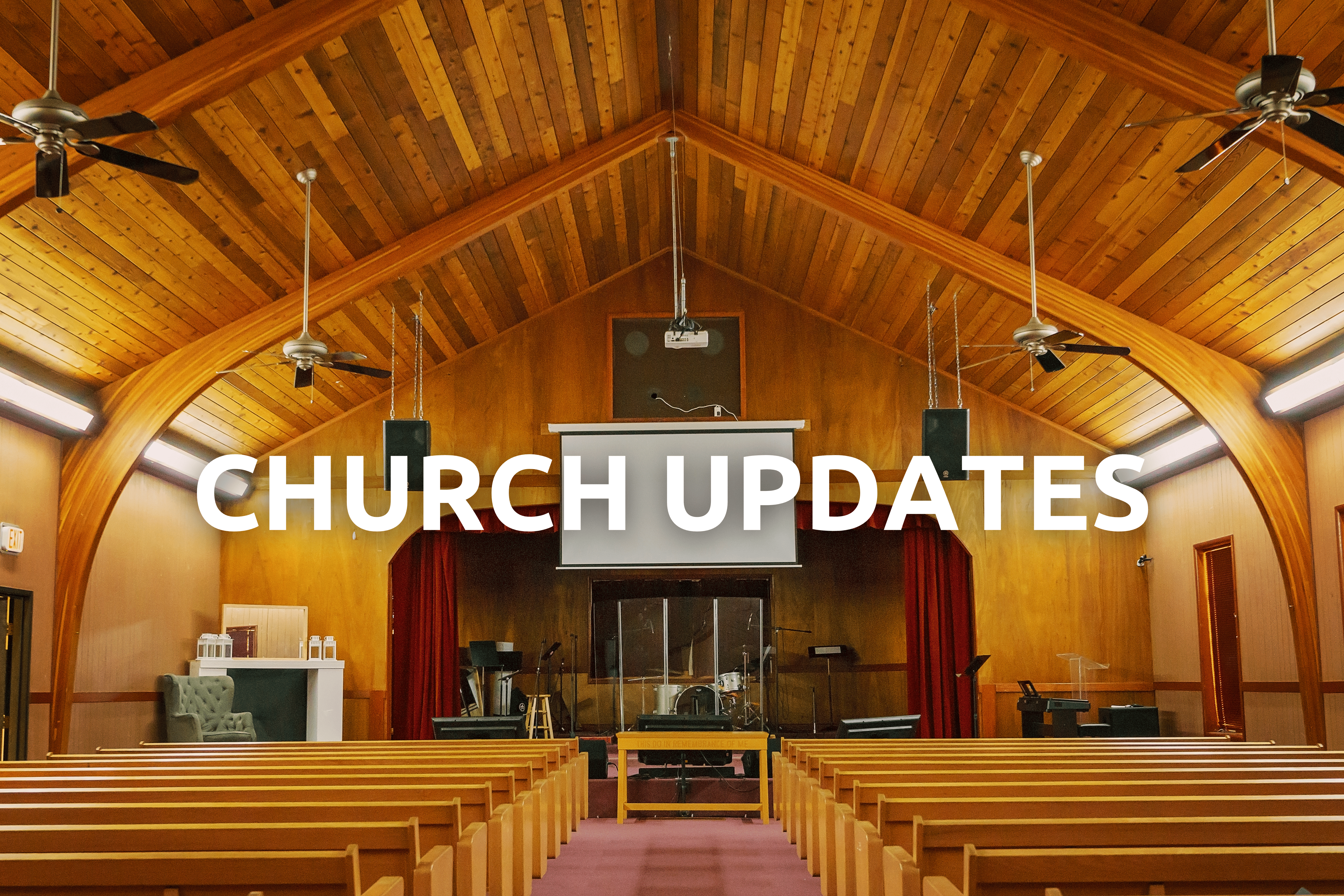 Church Updates
