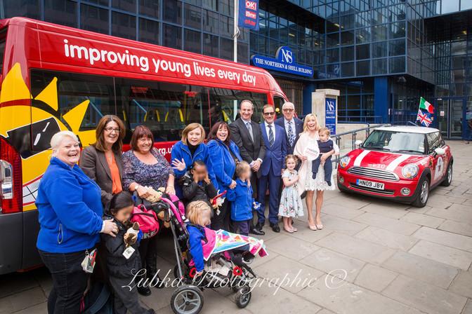Variety, the Children's Charity |  Richard Desmond (Northern & Shell)