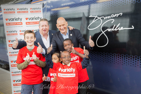 Variety, the Children's Charity | Duncan Goodhew, MBE (Olympic Gold Medalist)