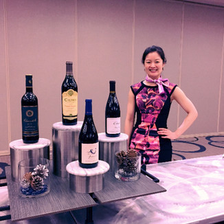 Susan Lin - Event Sommelier
