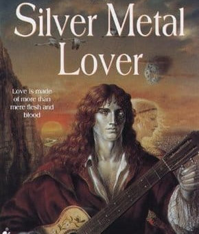 Day 2: The Silver Metal Lover by Tanith Lee