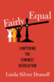 Fairly Equal by Linda Silver Dranoff - book cover
