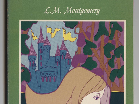 Day 3: The Blue Castle by L.M. Montgomery