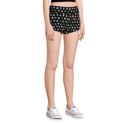 Juniors' Classic Crop Shorts