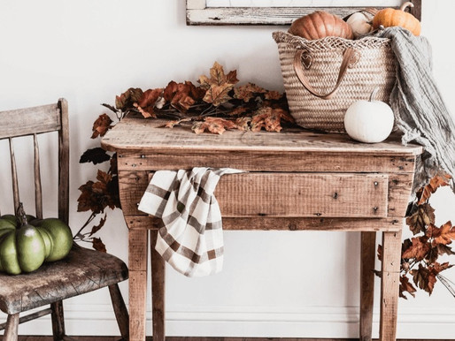 2020 Fall Decor Style Guide