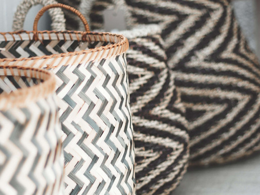 10 Creative Uses for Baskets