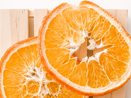 How to Dry Your Own Orange Slices