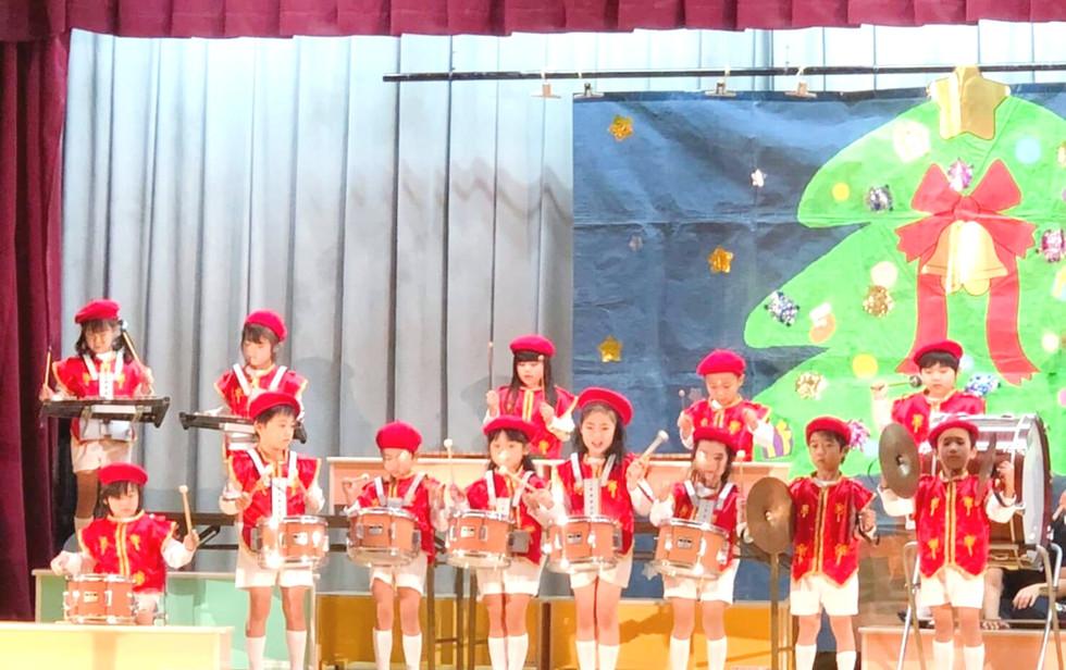 きりん組 鼓笛