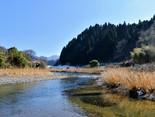 【五ヶ瀬川】山都町の中心部を流れる美しい一級河川