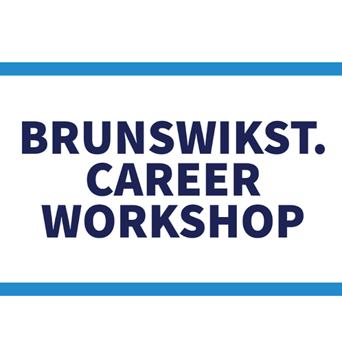 BrunswikSt. Career Workshop