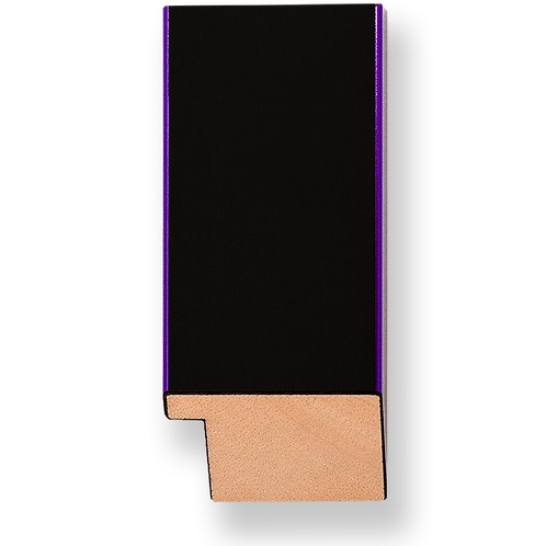 "1 1/2"" Metallic Purple Pinstripe: K-771"