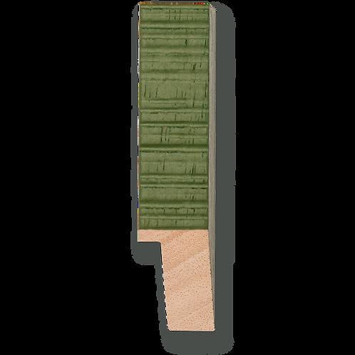 """3/4"""" Green Textured: TA-514"""