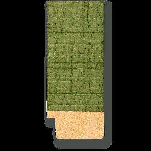 """1 1/2"""" Green Textured: TA-524"""