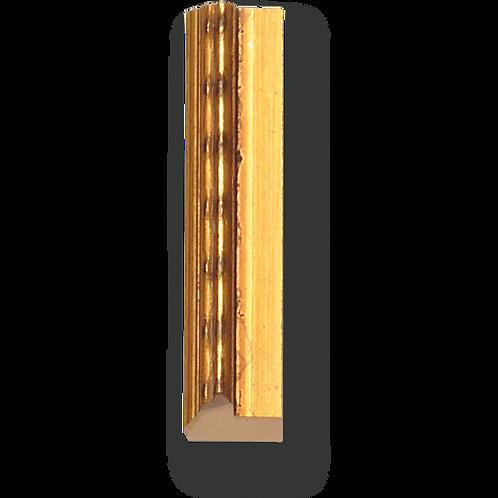 """5/8"""" Antique Gold Fillet: L-590"""