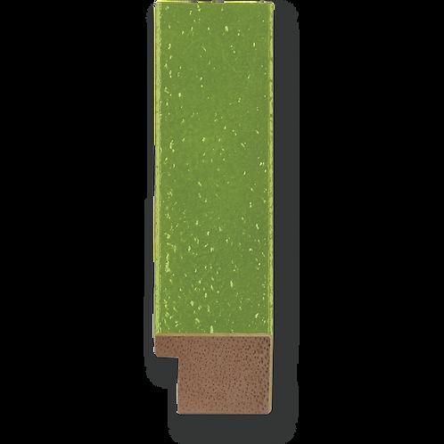 "1 1/4"" Glossy Green Texture: K-750"