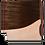 "Thumbnail: 4"" Walnut Veneer Scoop: TA-506"