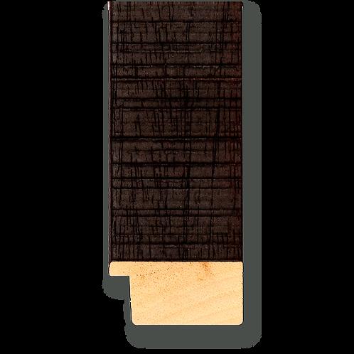 "1 1/2"" Espresso Textured: TA-526"