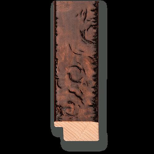 "1 1/8"" Dark Poplar Veneer: TA-510"