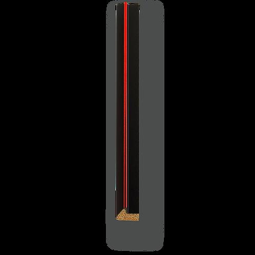 """3/8"""" K-773 Metallic Red Fillet"""