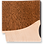 "Thumbnail: 4"" Oak Veneer Scoop: TA-505"