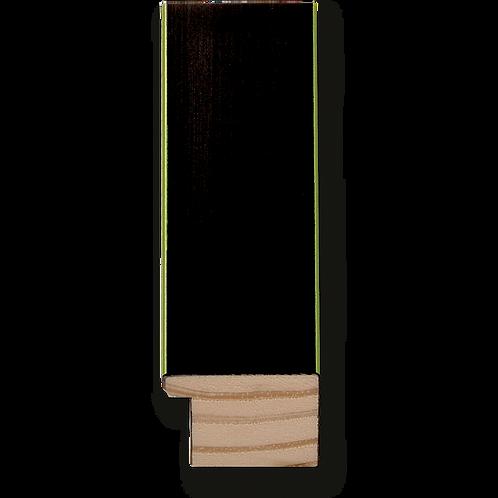 "1 1/2"" Green Pinstripe: K-744"