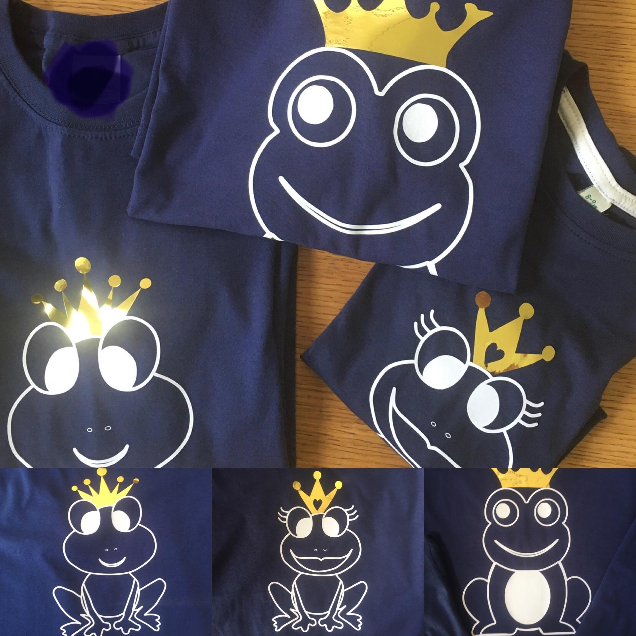 Ensemble tee-shirts personnalisés adulte