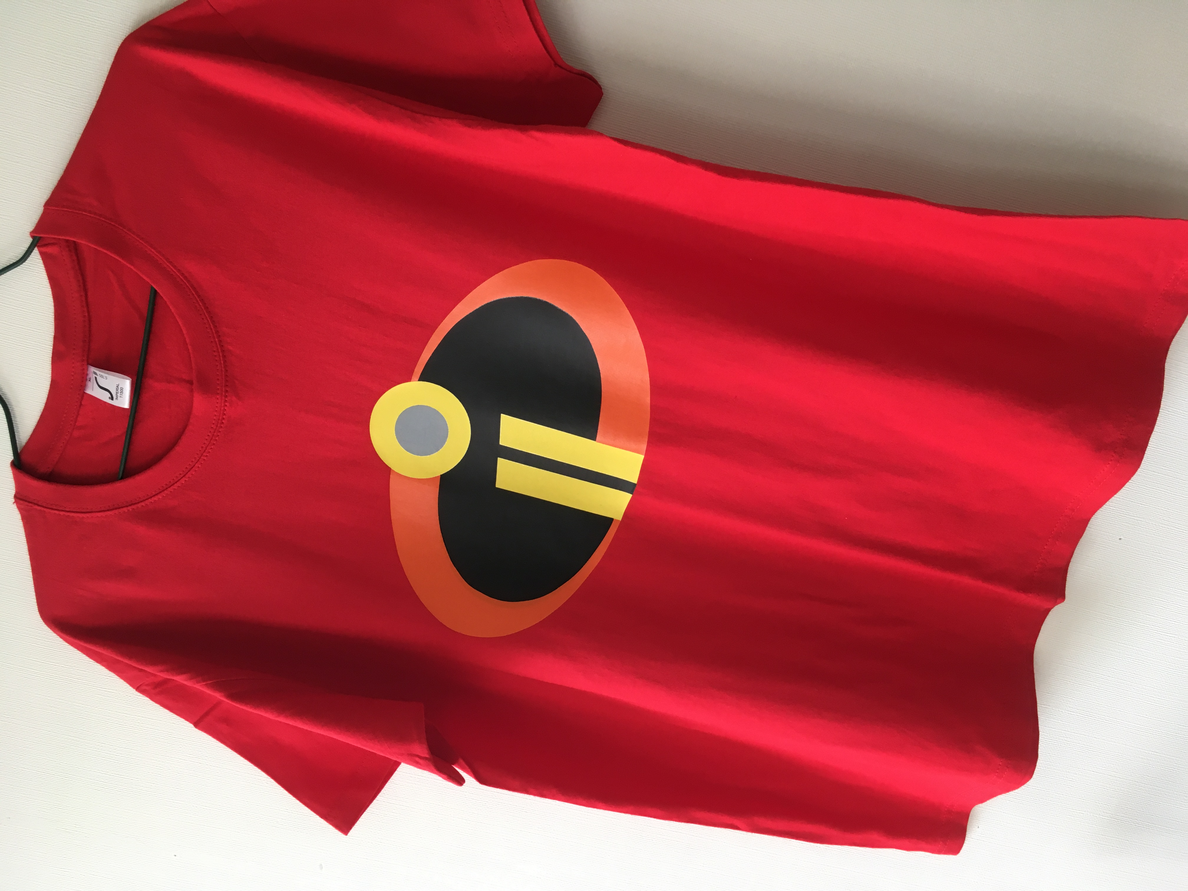 Tee-shirt personnalisé - les indestructi