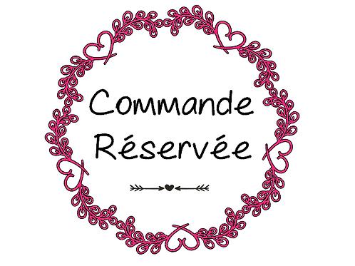 Commande réservée KaribbeanMoov