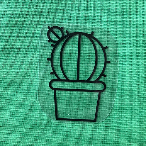 Cactus thermocollant