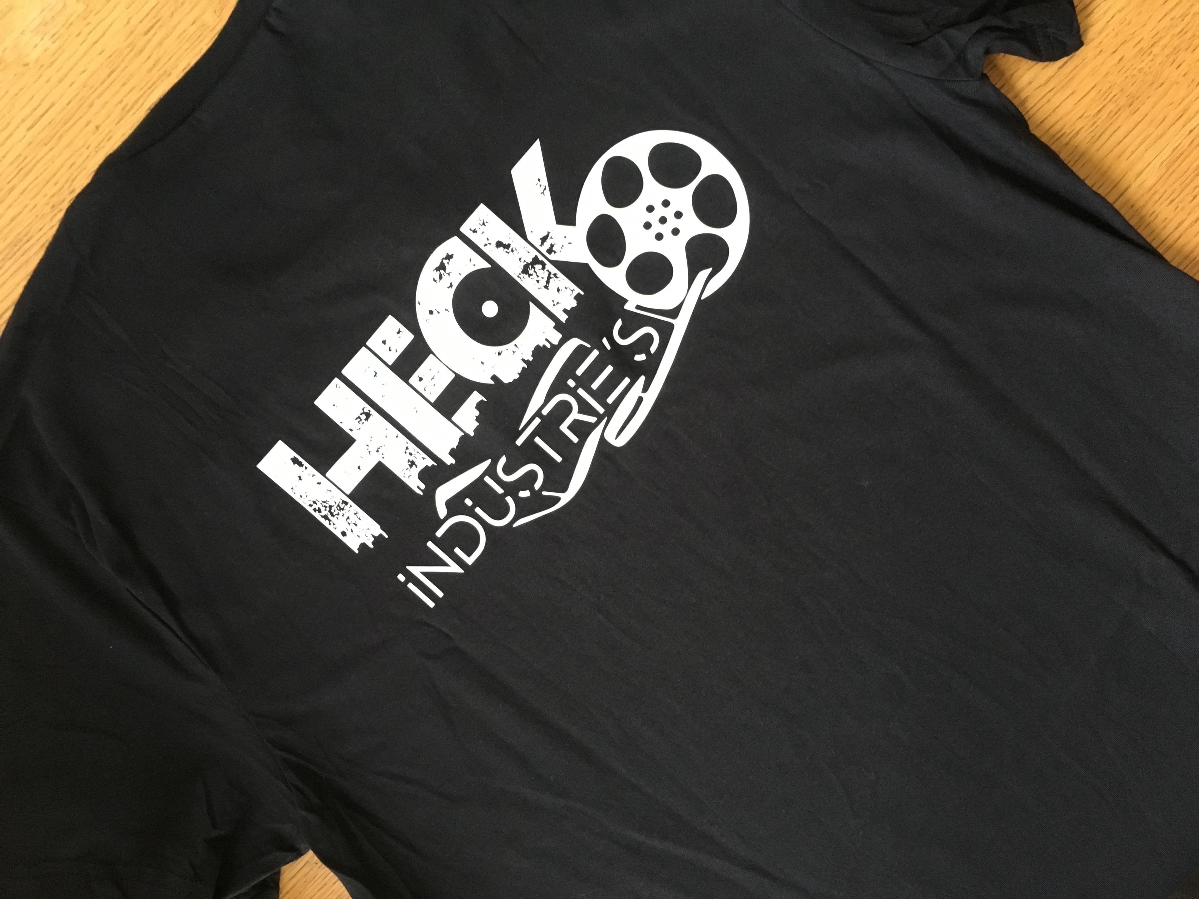 Tee-shirt personnalisé - flocage