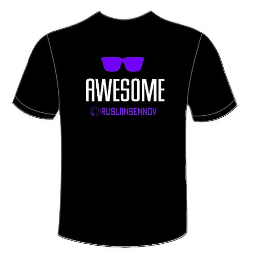 Commande réservée: tee-shirt VERT.X