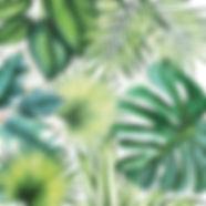 serviettes-de-table-tropical-feuillage.j